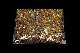 Камни-пластмасса №4 желтые (146г)