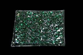 Камені-пластмаса №4 зелена (141г)