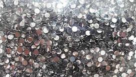 Камни-пластмасса №4 серебро (150г)