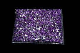 Камни-пластмасса №4 фиолетовые (150г)