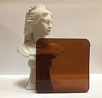 Полікарбонат монолітний, Borex, янтар 3 мм, 2,05*3,05м, 2,05*6,10м, фото 1