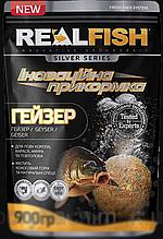 Прикормка рыболовная Real Fish Гейзер Кукуруза 900гр