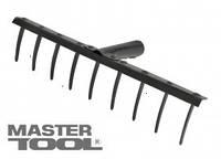 MasterTool  Грабли металлические 9 зуб 390*90 мм, Арт.: 14-6205