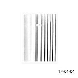 Гибкая лента для дизайна ногтей TF-01-04