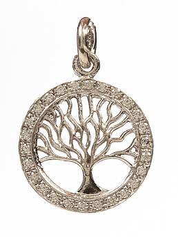 """Подвеска серебряная """"Дерево жизни"""""""