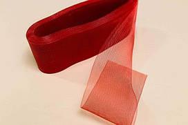 Кринолин 10см красный жесткий, шт