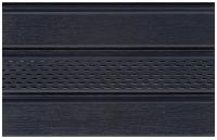 Софит ASKO NEO графит перфорированный 3,5 м, 1,07 м2
