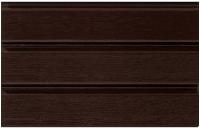 Софит ASKO NEO коричневый без перфорации 3,5 м, 1,07 м2