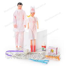 Набор доктора с куклами