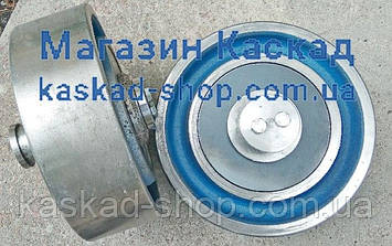 Опорний Ролик TIGARBO 4-7 м3 (42184-27.13.02.001), фото 2