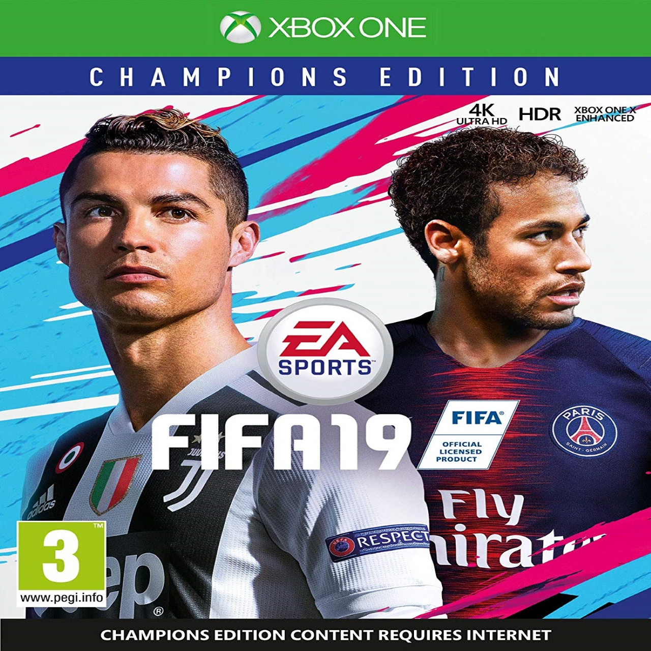 FIFA 19 Champions League Edition RUS XBOX ONE (NEW)
