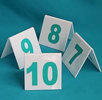 Номер для стола 100/100 мм
