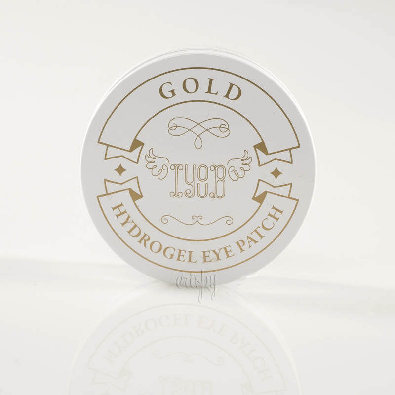 Гідрогелеві патчі з золотом IYOUB Hydrogel Eye Patch Gold