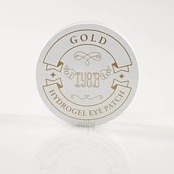 Гидрогелевые патчи с золотом IYOUB Hydrogel Eye Patch Gold