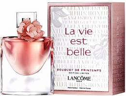 Женская парфюмированная вода Lancome La Vie Est Belle Bouquet de Printemps (75 мл)