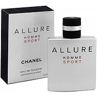 Chanel Allure homme Sport EDT 100 ml (лиц.)