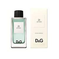 Туалетная вода Dolce Gabbana Anthology 21 Le Fou EDT 100 ml (лиц.)