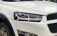 Штатная оптика фары Audi Style для Chevrolet Captiva