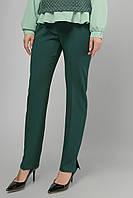 Женские брюки классические Lipar Зеленые