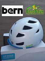 Велошолом Bern Melrose 52-55,5 XS Satin white 2017 білий/матовий
