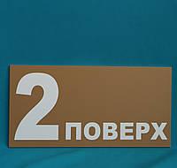Таблички под заказ, фото 1