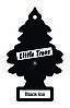 Ароматизатор в машину Little Trees Black Ice / Черный лед, фото 2