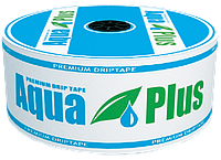 Капельная лента Aquaplus 8mil 20см. Бухта 44м.п., фото 1