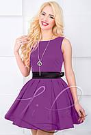Женское платье нарядное Lipar Фуксия