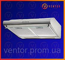 Вытяжка Ventolux ROMA 50см, 60см INOX LUX