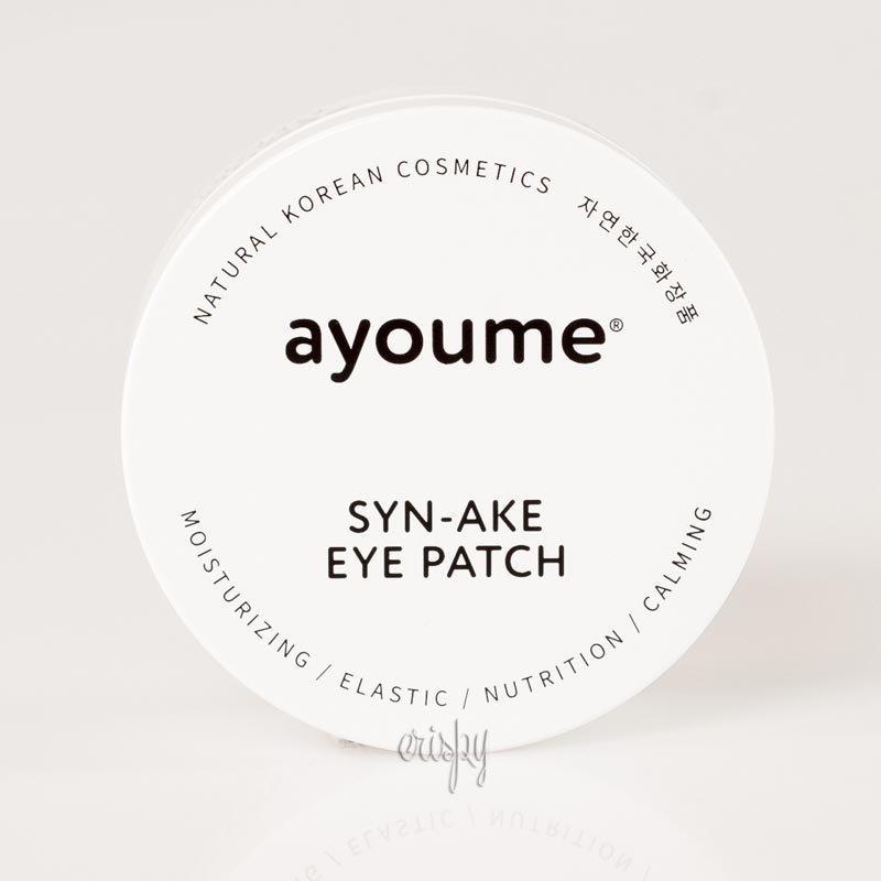 Антивозрастные патчи для глаз со змеиным пептидом Ayoume SYN-AKE EYE PATCH