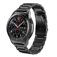 Ремешок Fitness для Samsung Gear S3 Frontier Classic Black (346777)