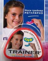 Трейнер преортодонтический Т4К детский (жесткий розовый )