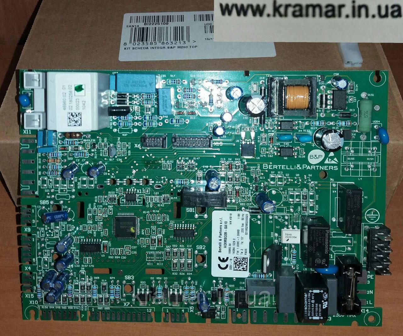 Плата управления Biasi Inovia M290.24 CM/T  M290.28/32 CM/T