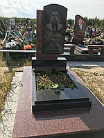 Памятник гранитный одинарный 14