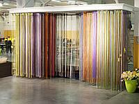 Цветные нитевые шторы на выбор, фото 1