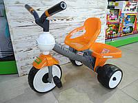 """Велосипед 3-х колісний """"Дидактик N2"""" з ручкою"""