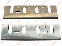 Интерскол (запчасти) Ножи для рубанка Интерскол Р-110/1100М (110 мм, широкие).