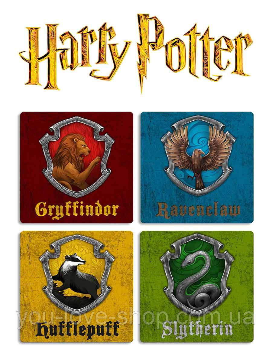 Костер факультеты Гарри Поттер / Harry Potter