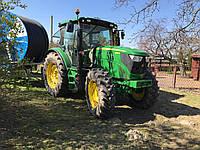 Трактор John Deere 6125R 2012 года, фото 1