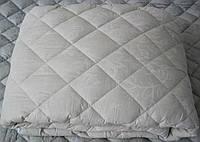 Одеяло шерстяное двухспальное бязь куб. 180*210 хлопок (2894) TM KRISPOL Украина, фото 1