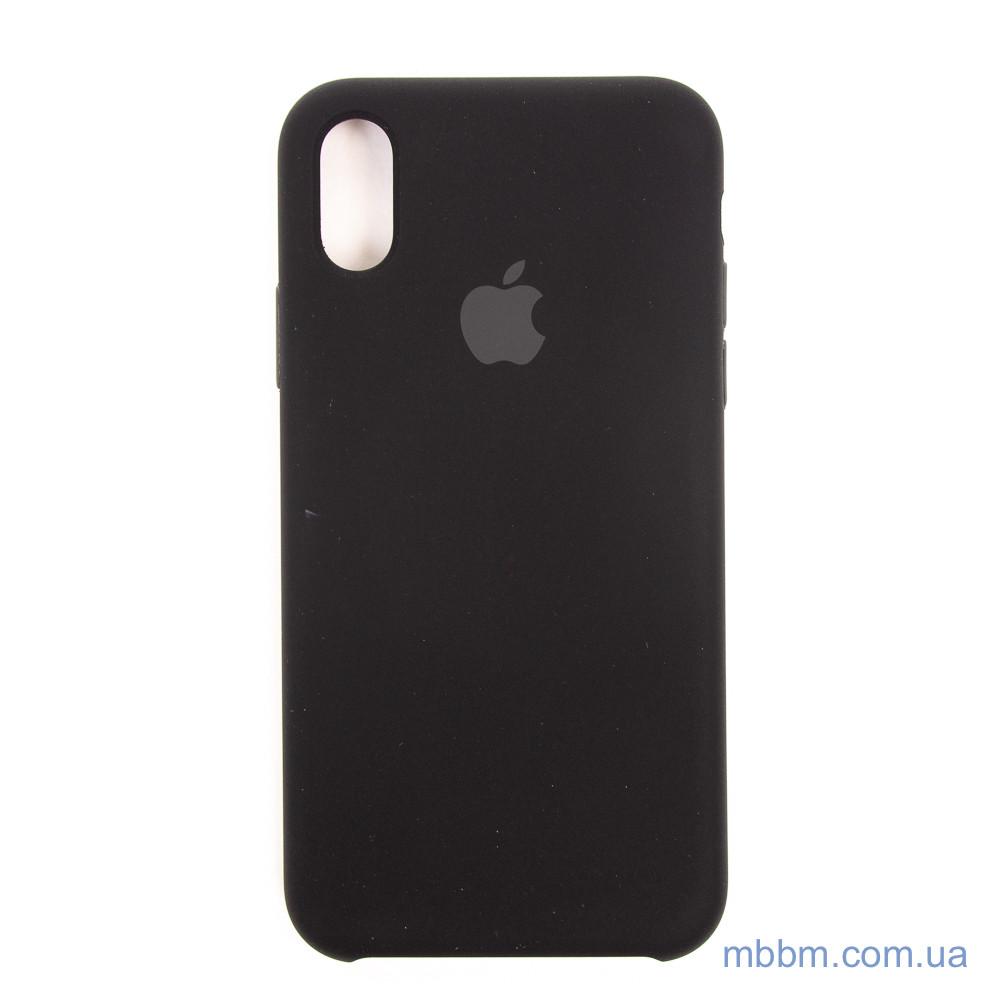 "Накладка Apple iPhone Xs/X {5.8""} black [копия]"