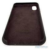 """Накладка Apple iPhone Xs/X {5.8""""} black [копия], фото 9"""
