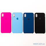 """Накладка Apple iPhone Xs/X {5.8""""} black [копия], фото 10"""
