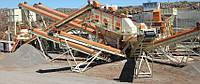 Дробильные и сортировочные установки Constmach мощностью 120-150 т / ч; 250-300 т / ч