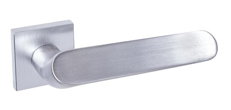 Дверная ручка YALIS 253 MSC матовый хром