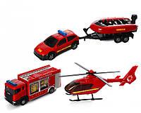 Набор транспорта 22172 ((Пожарная служба))