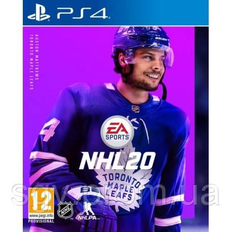 PlayStation NHL20 Хокей