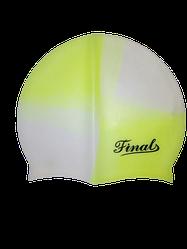 Шапочка для плавания Final PM детская Желтый
