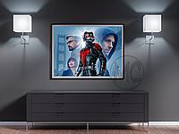 Плакат Ant-Man (Человек-муравей)   Постер Человек Муравей   Постер Людина Мураха