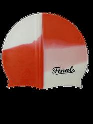 Шапочка для плавания Final PM детская Красный